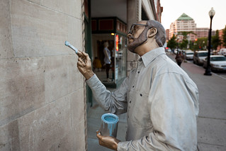 Seward Johnson Sculpture Walking Tour - Albany, NY - 10, Jun - 21 | by sebastien.barre