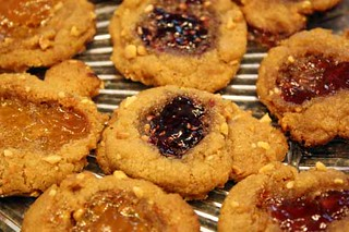 pb&j cookies. | by girlversusdough
