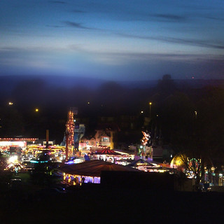 Travelling Fun Fair | by Dominic's pics