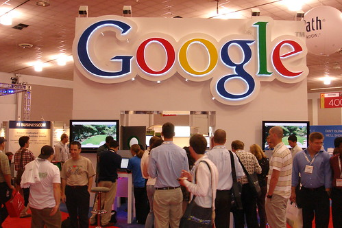 Google Booth | by TopRankMarketing