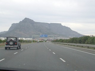 Approaching Cape Town on N1 near Century City | by Fihliwe