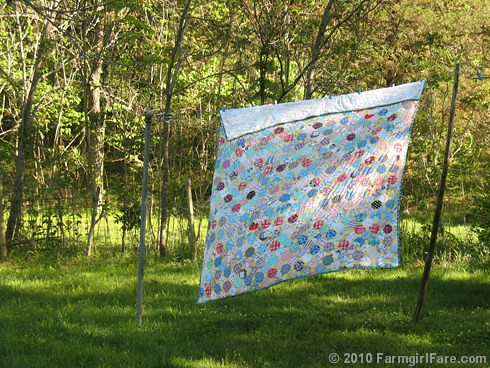 8 New Old Quilt | by Farmgirl Susan
