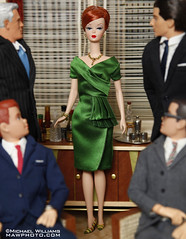 Mad Men Haute Doll Magazine Mar/Apr 2010 | by MyLifeInPlastic.com