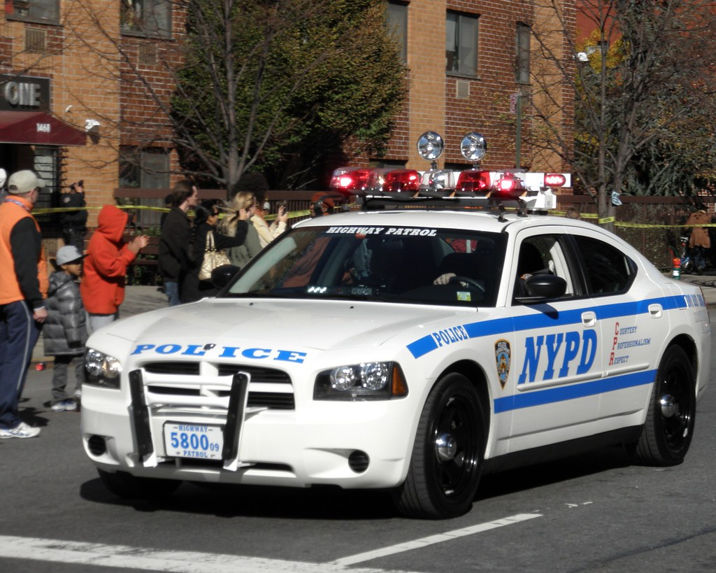NYPD Highway Patrol Police Car New York City Maratho Flickr - New cars 2010