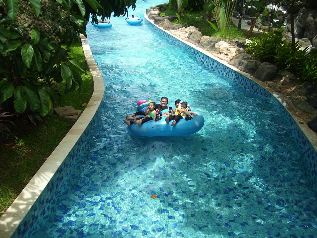 Ocean Park Bsd Wave Pool Chandra Marsono Flickr Tiket By