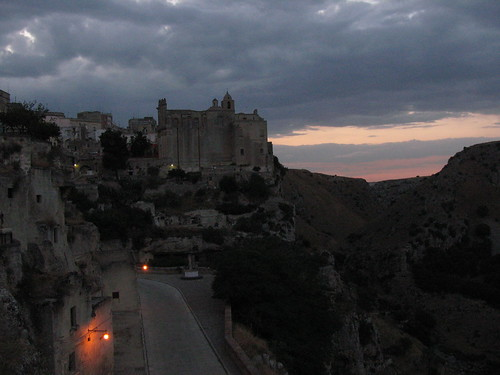 Sunset over Matera | by jntolva