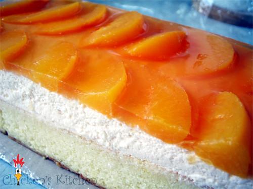 Jelly Cream Cake