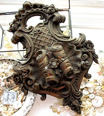 French Antique Embellishment | by frenchgardenhouse