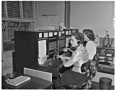 LAMTA - PBX Switchboard MTA_0067 | by Metro Transportation Library and Archive