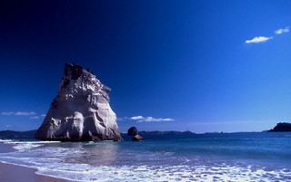 Cathedral Cove | by andrewrosspoetry