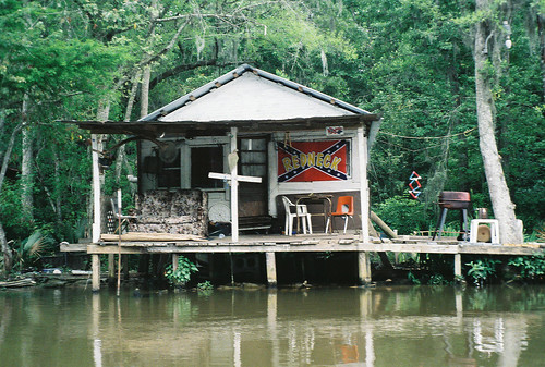Louisiana  Swamp House- www.DannyKeatonComedy.com | by DannyKeaton - Distorted Comedy