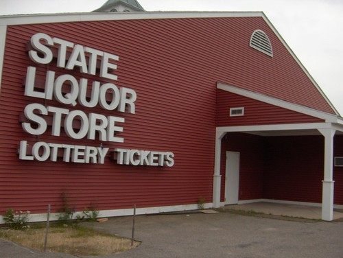 New Hampshire State Liquor Store | by Joe Shlabotnik