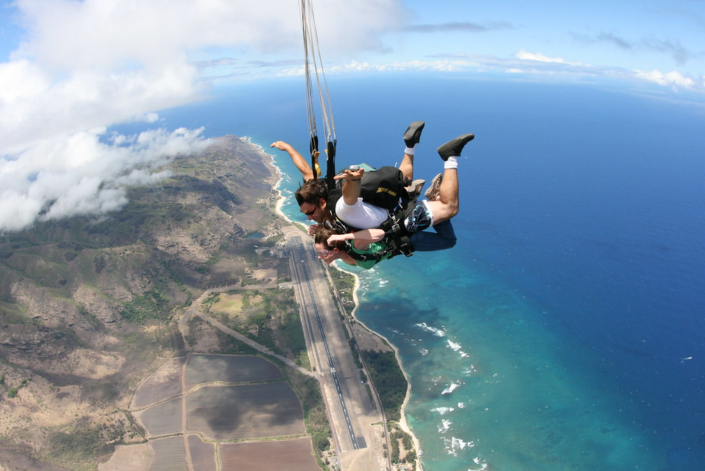 Keywords Skydive Hawaii - Google Trends