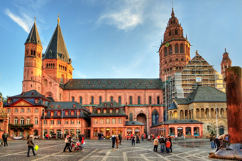Mainz Cathedral | by szeke
