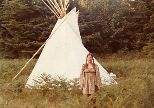 Tee Pee | by ...whenwewereyoung