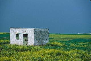 House in a rural landscape | by World Bank Photo Collection
