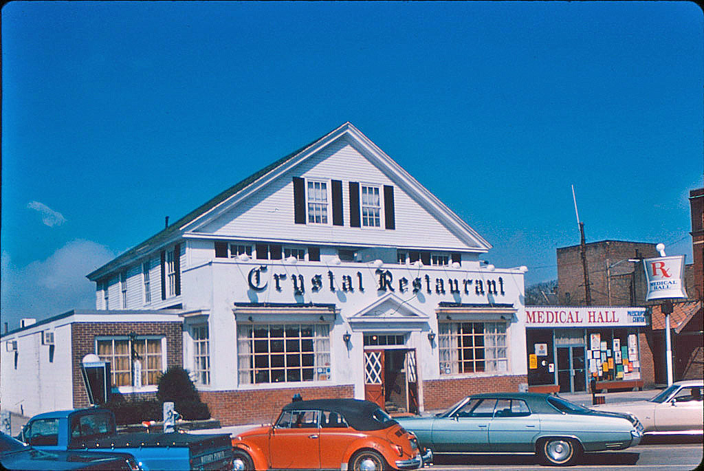 Crystal Restaurant In Keene New Hampshire Title Crystal Re Flickr