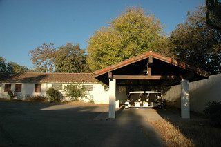 Exterior Courtyards off of Chapel Drive | by California State University Channel Islands