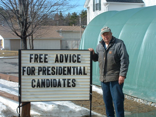 Primary Place: Free Advice | by New Hampshire Public Radio