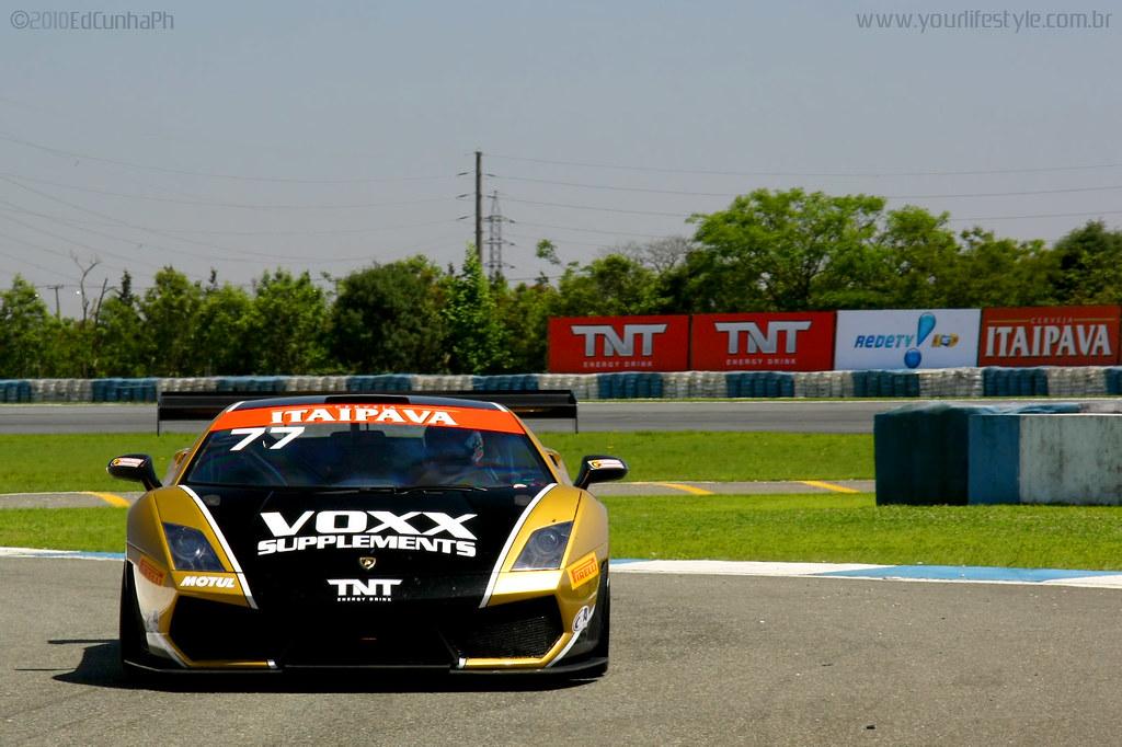 ... Lamborghini Gallardo LP560 GT3 #77 | By Ed Cunha Ph