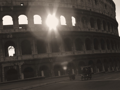 Colosseo - Once upon a time... in Rome Roma | by Foogaro