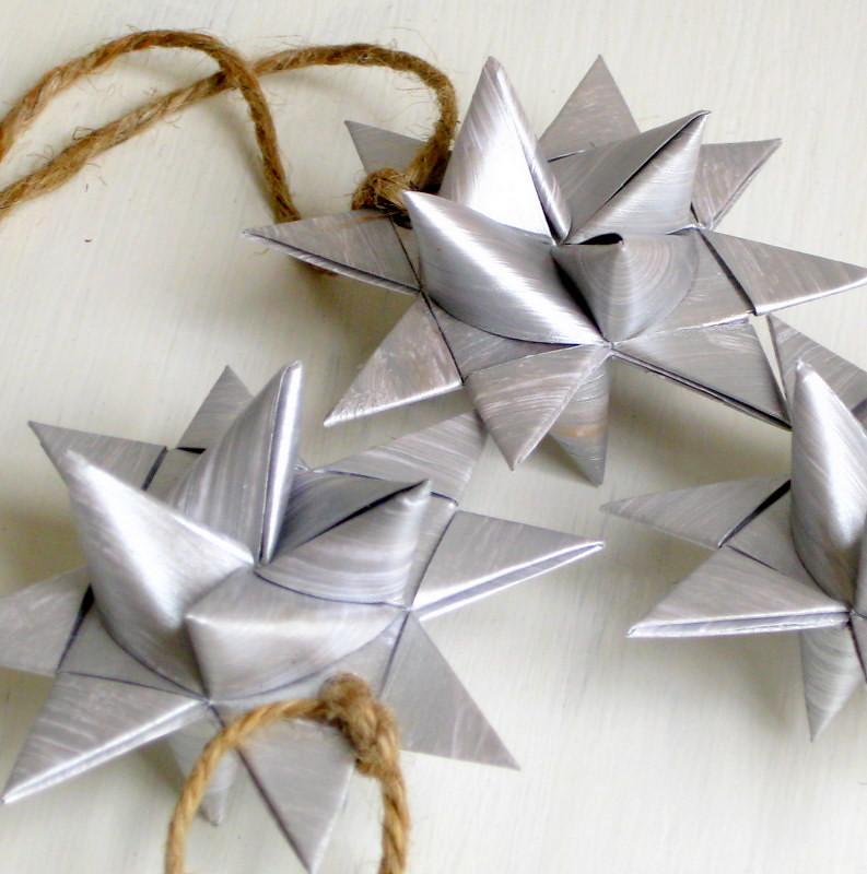 3d Origami Star Birgitte Hendricks Flickr
