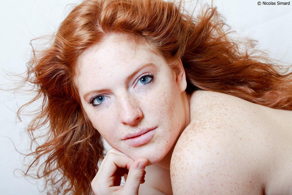diane portrait de femme rousse nicolas simard flickr