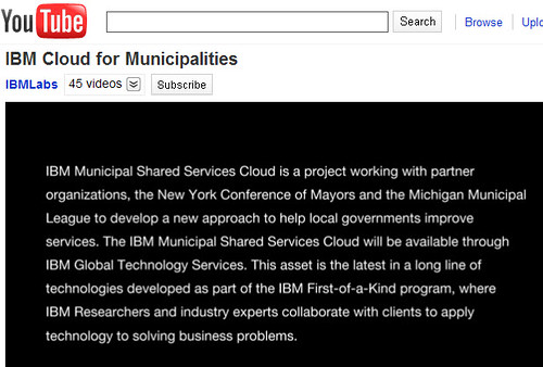 Cloud Computing Partnership Formed with IBM and Michigan Municipal League | by Michigan Municipal League (MML)
