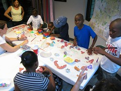 World Refugee Day: The play-doh table | by Heart of Texas Peace Corps | www.hotpca.org