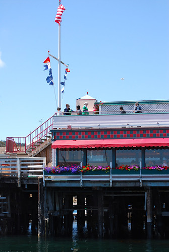 restaurant at Monterey Fisherman's Wharf | by maveric2003