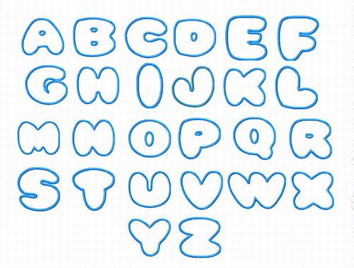 kawaii handwriting
