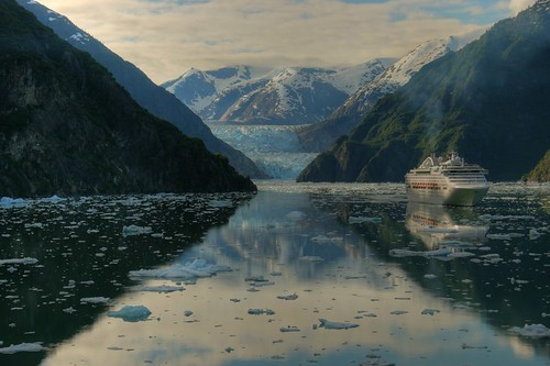 Tracy Arm Glacier | by mothernature photography