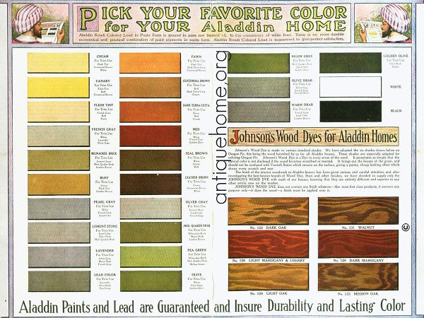 Historically Accurate Exterior Color Schemes Period Paint For The