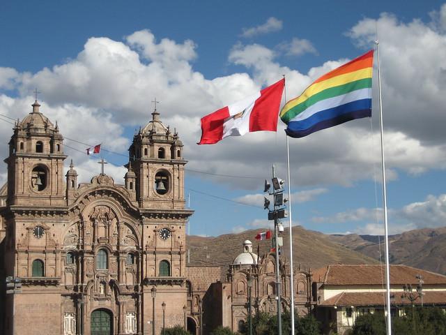 Cuzco's Main Plaza