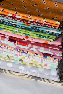 Yum Fabrics | by Jeni Baker | In Color Order