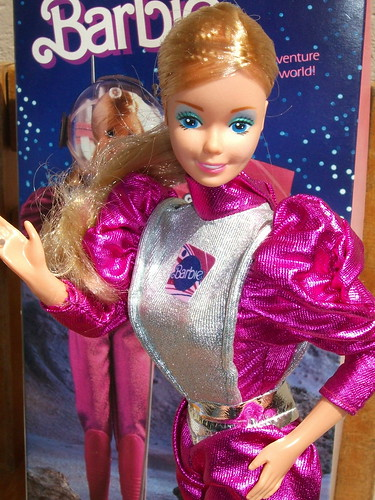new nasa astronaut barbie - photo #11
