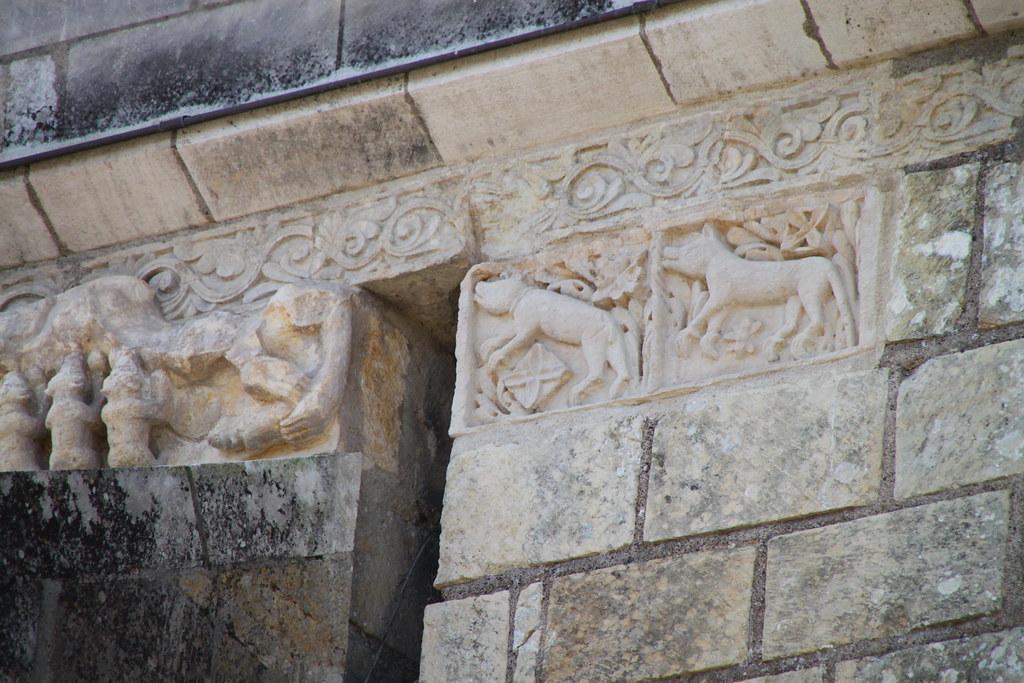 ... Abbatiale de Fleury à Saint-Benoît-sur-Loire - by kristobalite