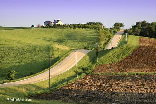 how to get a farm loan in iowa