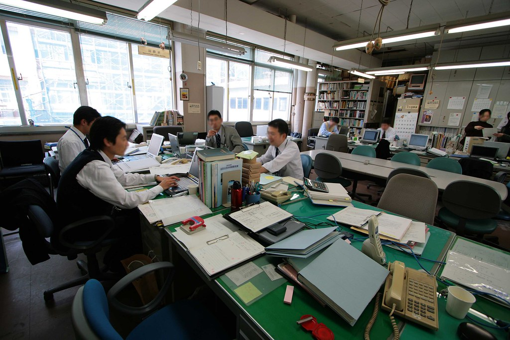 japanese office layout. Plain Japanese Office Layout  By PacoAlcantara With Japanese Layout Flickr