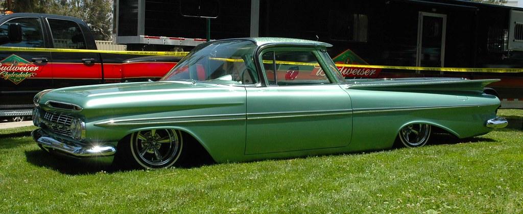 1959 Chevy El Camino  howard gribble  Flickr