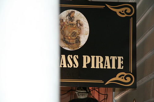 Ass Pirate | by @HandstandSam