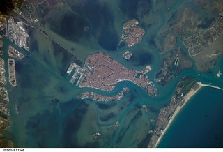 Venice, Italy (NASA, International Space Station Science, 03/15/07) | by NASA's Marshall Space Flight Center