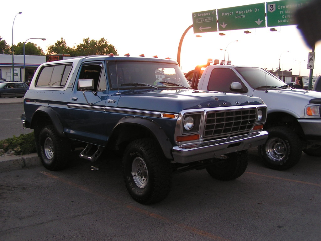1978 ford bronco by dave 7