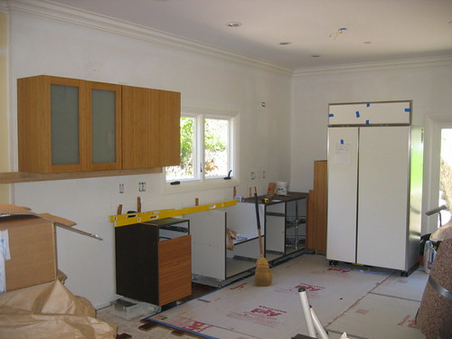 Starting A Kitchen Remodel