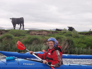 Touring kayaking on the River Spey with Full On Adventure, The Highlands of Scotland. | by Full On Adventure