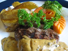 Grilled Beef Tenderloin, Beukenhof | by Herman Saksono