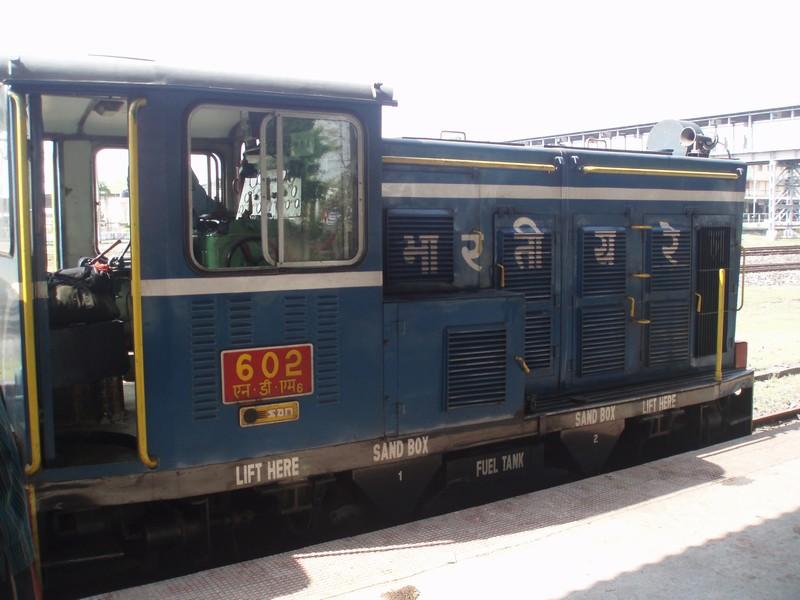 Asia India Darjeling Train Vagamundos