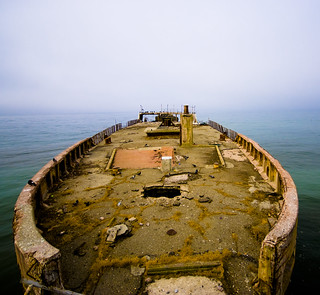 ghost ship | by /moose78