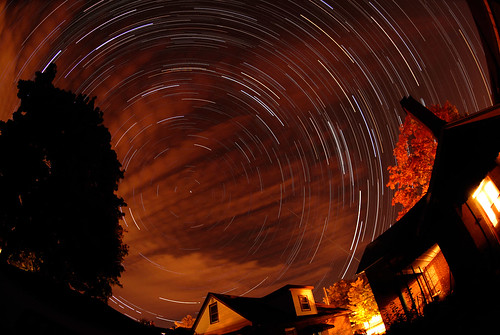 Star Trails, September 16, 2007 | by Computer Science Geek