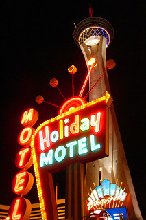 Holiday Motel & Strat Tower | by Jersey JJ